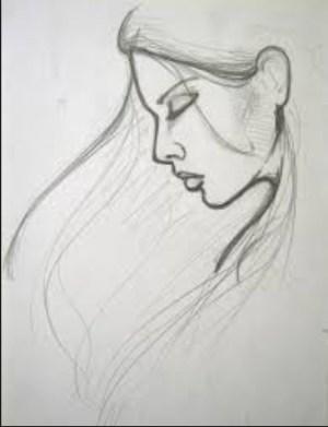 easy beginners sketching drawings sketch drawing pencil sketches copy paintingvalley