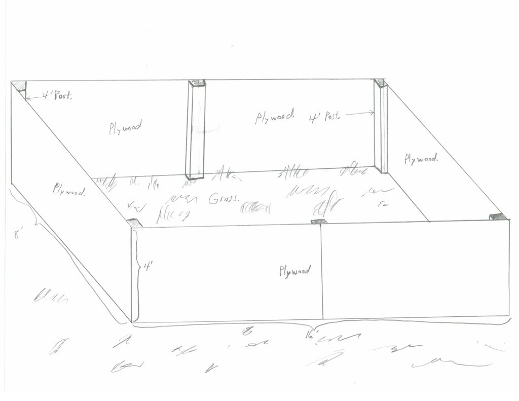hight resolution of 1024x791 large wooden framed liner pond can this work fish pond sketch