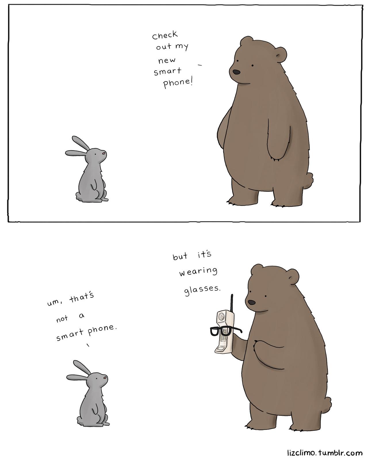 funny animal sketch at