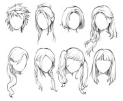 hairstyles paintings result