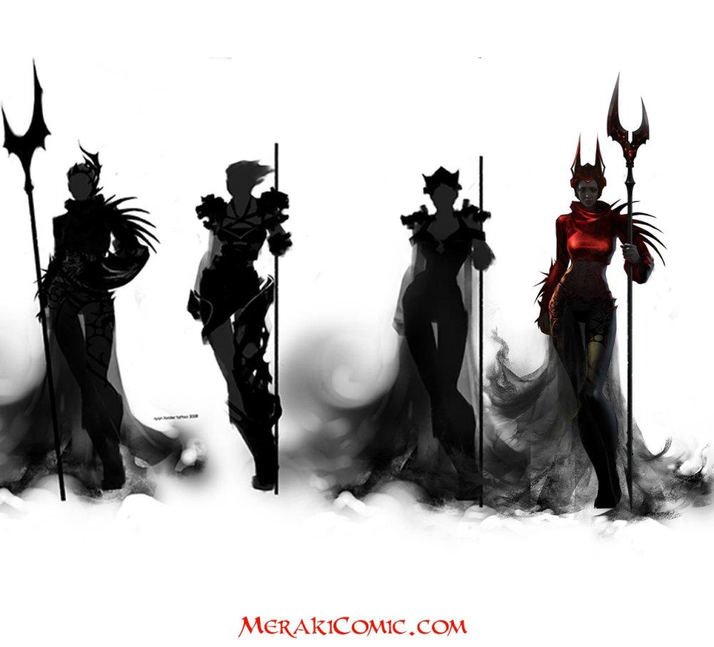 medium resolution of 1250x1134 meraki exclusive artwork sketches and concept design hades sketch