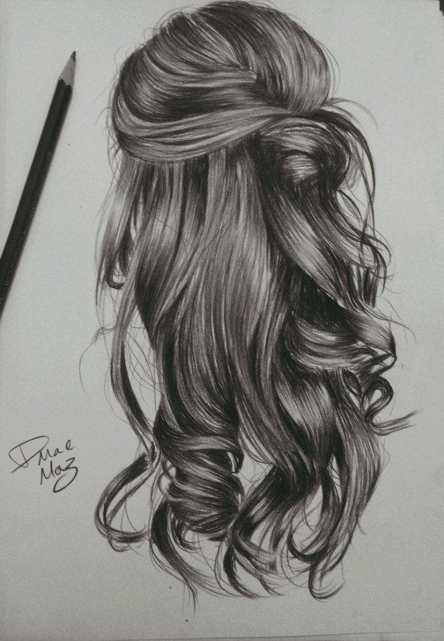 haircut sketch at paintingvalley | explore collection of