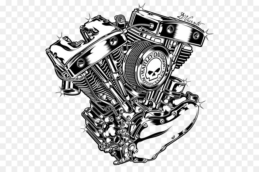 Harley Davidson Logo Sketch at PaintingValley.com