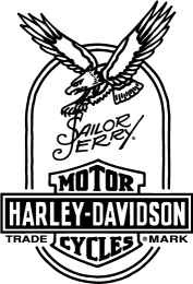 Harley Davidson Logo Sketch at PaintingValley.com