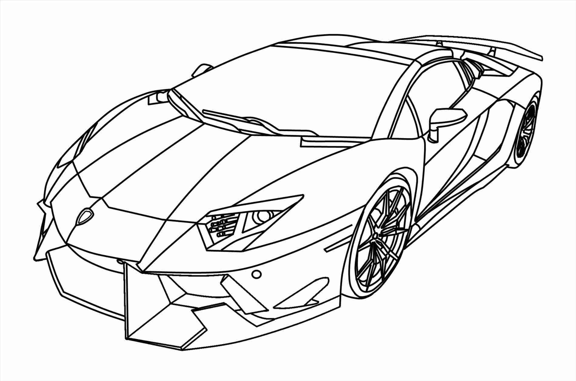Lamborghini Easy Car Pencil Sk H Drawing Novocom Top