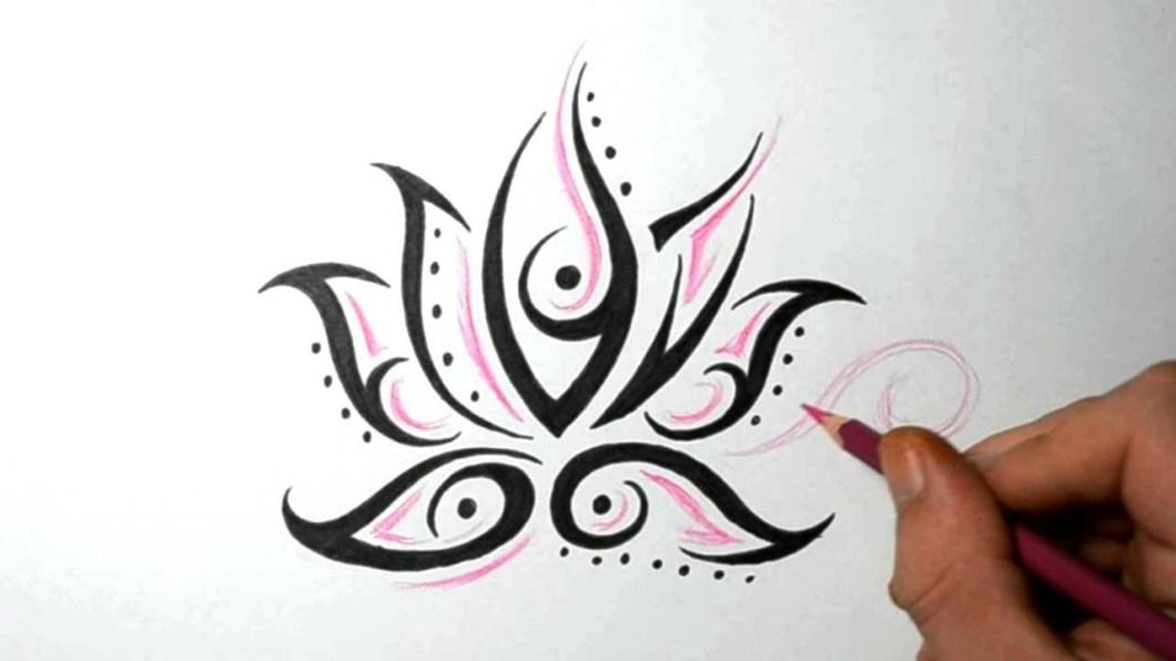 Flower Drawing Ideas Easy Kayaflower Co