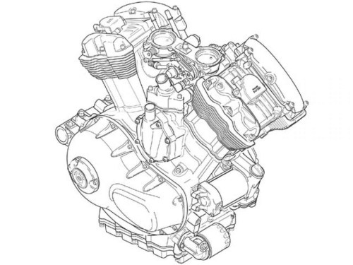 small resolution of 1200x900 motorcycle v twin engine diagram motorcycle engine sketch