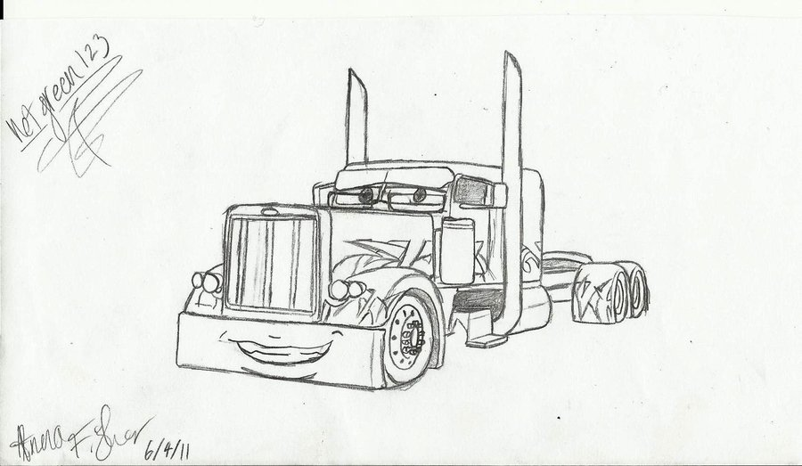 Peterbilt paintings search result at PaintingValley.com