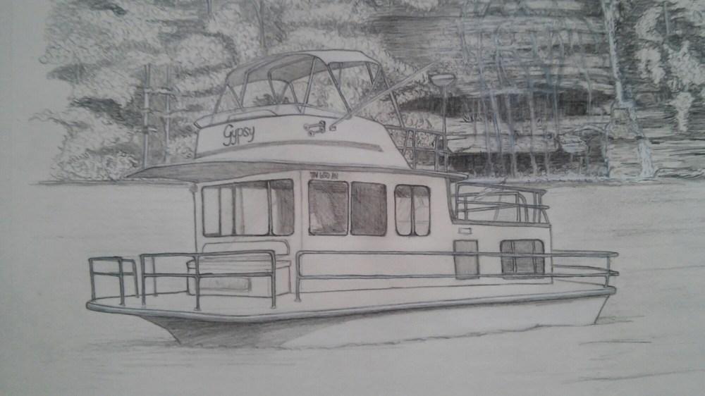 medium resolution of 2000x1125 sketch encompassingchaos pontoon boat sketch