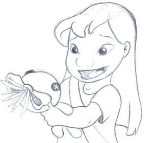 disney princess sketch easy drawings sketches drawing character belle paintingvalley