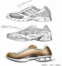 2384x2600 sketches of shoes running shoes sketches by dat dang running shoes sketch [ 2384 x 2600 Pixel ]