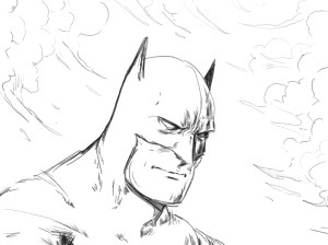 batman simple drawing sketch sketches drawings draw stuff beginners pencil want template easy sketchbook different styles paintingvalley dayz standalone ske