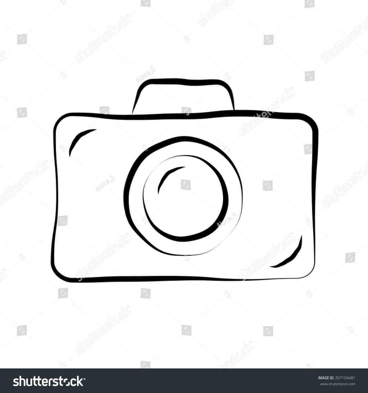 hight resolution of 1185x1264 sketch camera by manuel j iniesta httpiniestailustraciones simple camera sketch