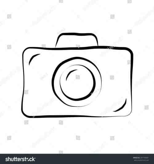 small resolution of 1185x1264 sketch camera by manuel j iniesta httpiniestailustraciones simple camera sketch