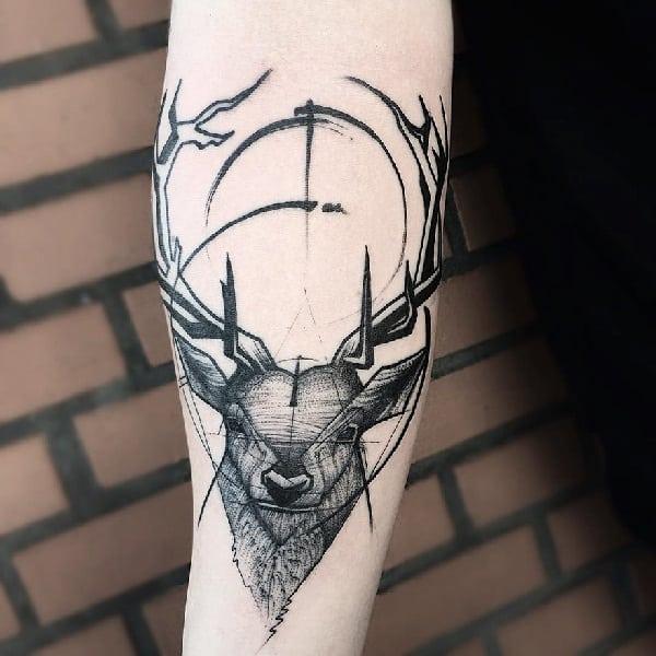 Powerlifting Tattoos Ideas