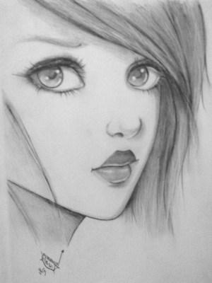 beginners step sketching pencil simple sketches drawings sketch paintingvalley