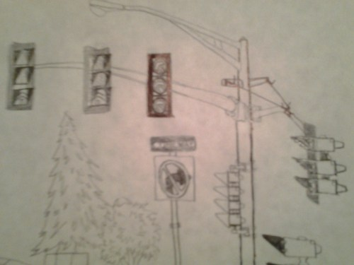 small resolution of 1024x768 3m model 131 traffic lights drawing and a complex stop light sketch