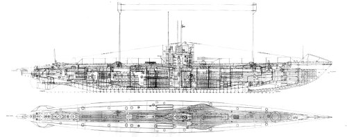 small resolution of 1996x791 the first battle of the atlantic the arts mechanical u boat sketch