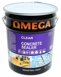Concrete Sealer Clear - Paint Online