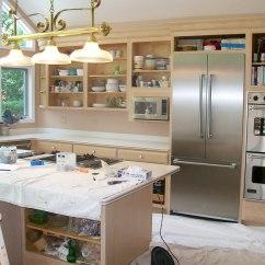 Alternatives To Kitchen Cabinets Swedish Knives Decorative Finishing For Cabinet Refinishing