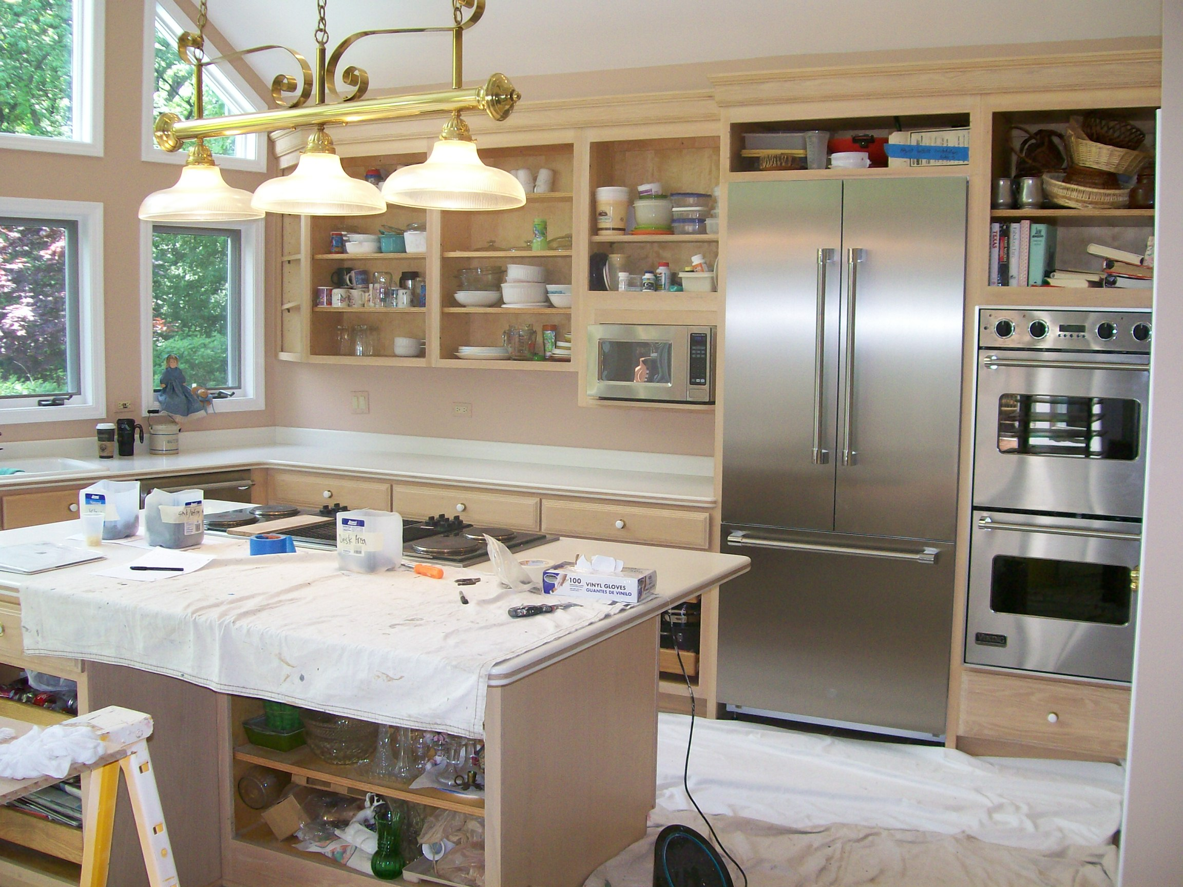 alternatives to kitchen cabinets target table and chairs decorative finishing for cabinet refinishing