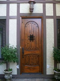 Rescuing a Wood Front Door from the Brink | Painting In ...