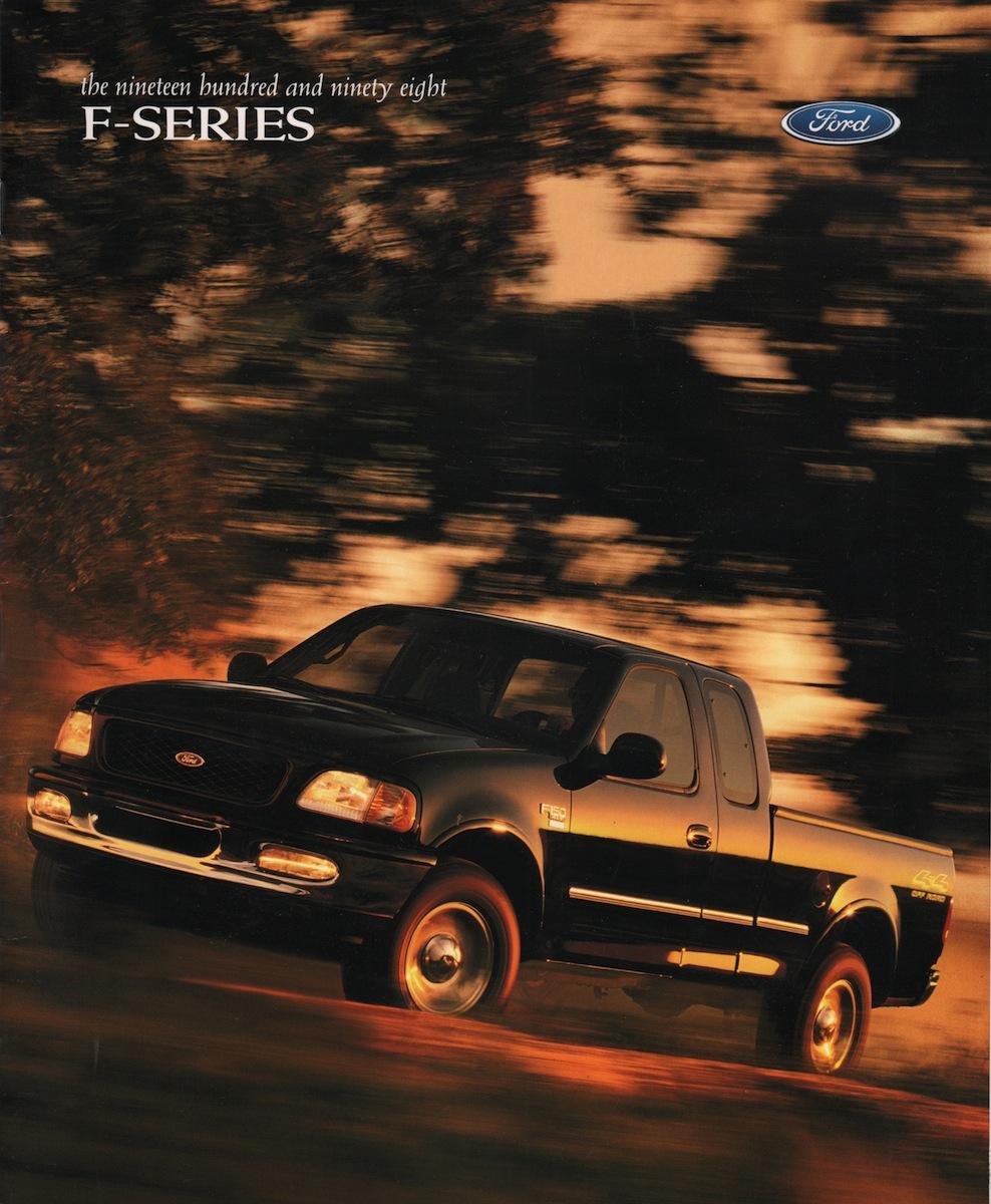 2015 F150 Brochure : brochure, F-Series, Truck, Sales, Brochure
