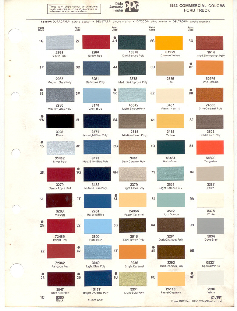 Ppg Automotive Paint Colors - Ideas de diseño para el hogar