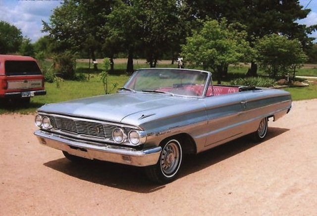 1965 Thunderbird Color Codes