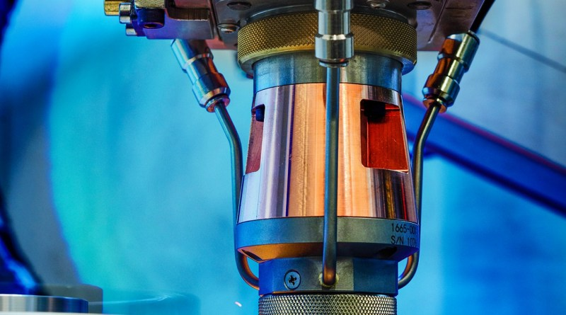 """New Fraunhofer coating process provides effective protection for brake discs: """"Extreme High-speed Laser Material Deposition"""""""