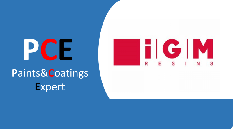 IGM Resins' Energy Curing Resin production operational within dynamic market situation