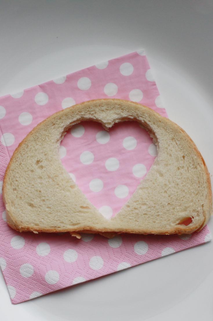 I Heart Eggs On Toast
