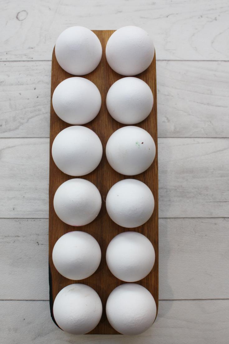Sharpie Decorated Eggs