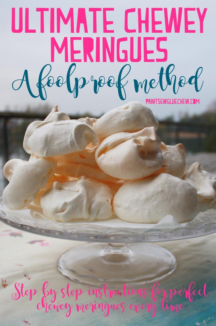 Ultimate Chewy Meringues: A Foolproof Method
