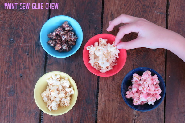 4 Awesome Popcorn Recipes