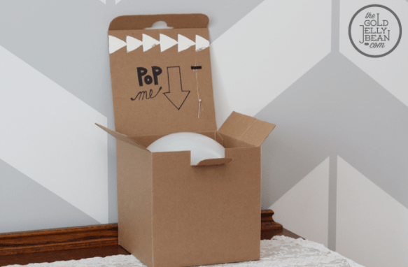 Balloon Box Gift Wrap