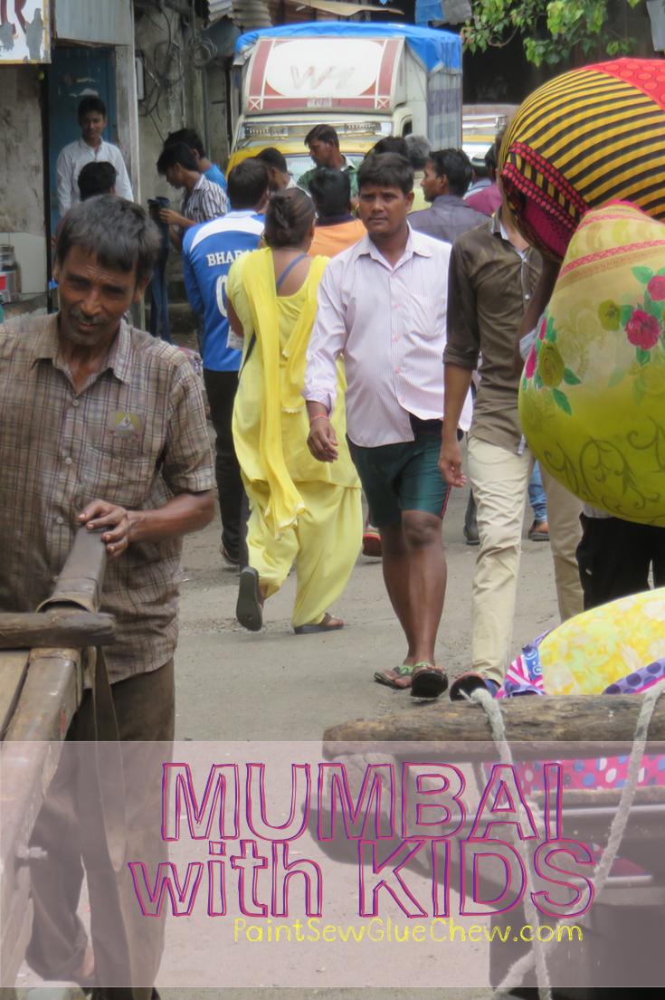 Mumbai with Kids