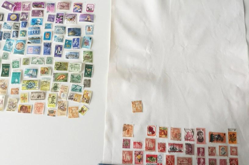 Rainbow stamp artwork 7