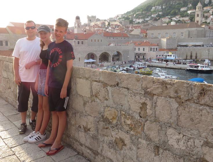 2.01 Dubrovnik City Walls
