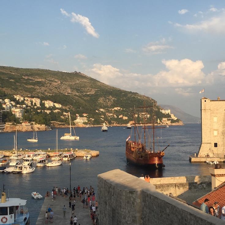 2.05 Dubrovnik City Walls