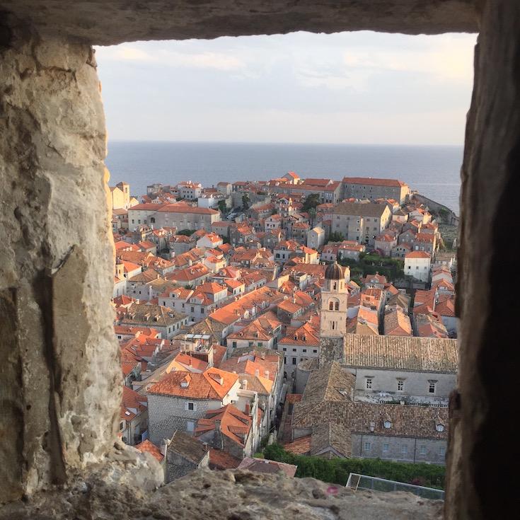 2.10 Dubrovnik City Walls