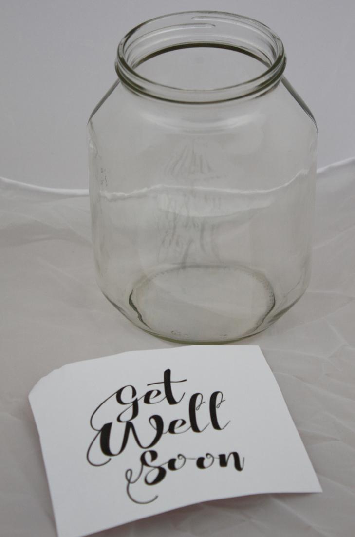 decorate a vase