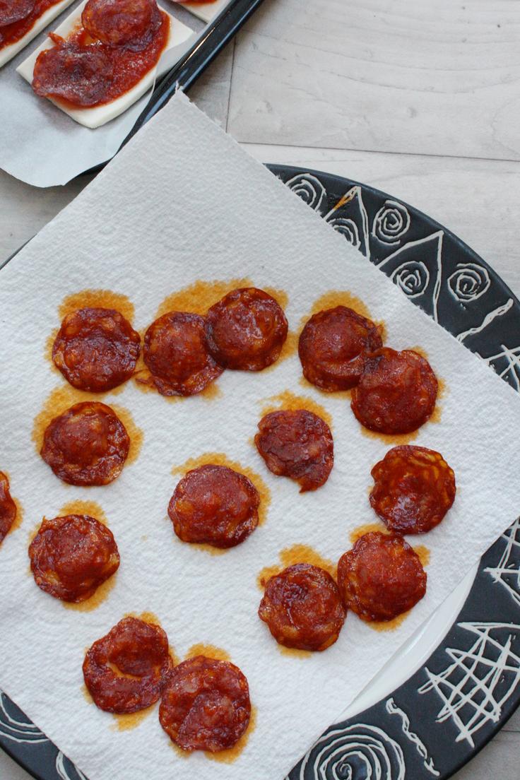 Chorizo Tart recipe
