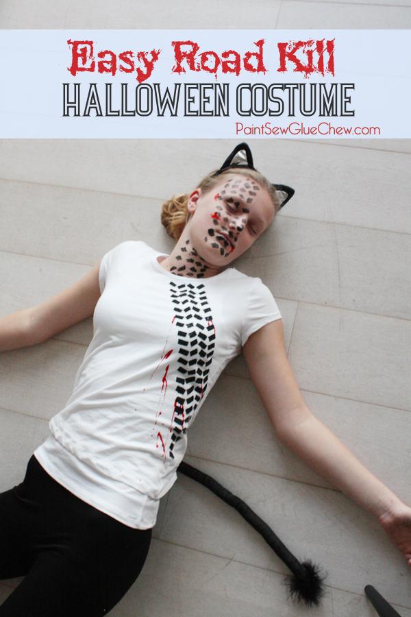 Road Kill halloween costume
