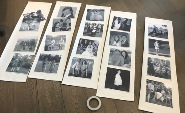 Giant Photo Strip Party Decorations