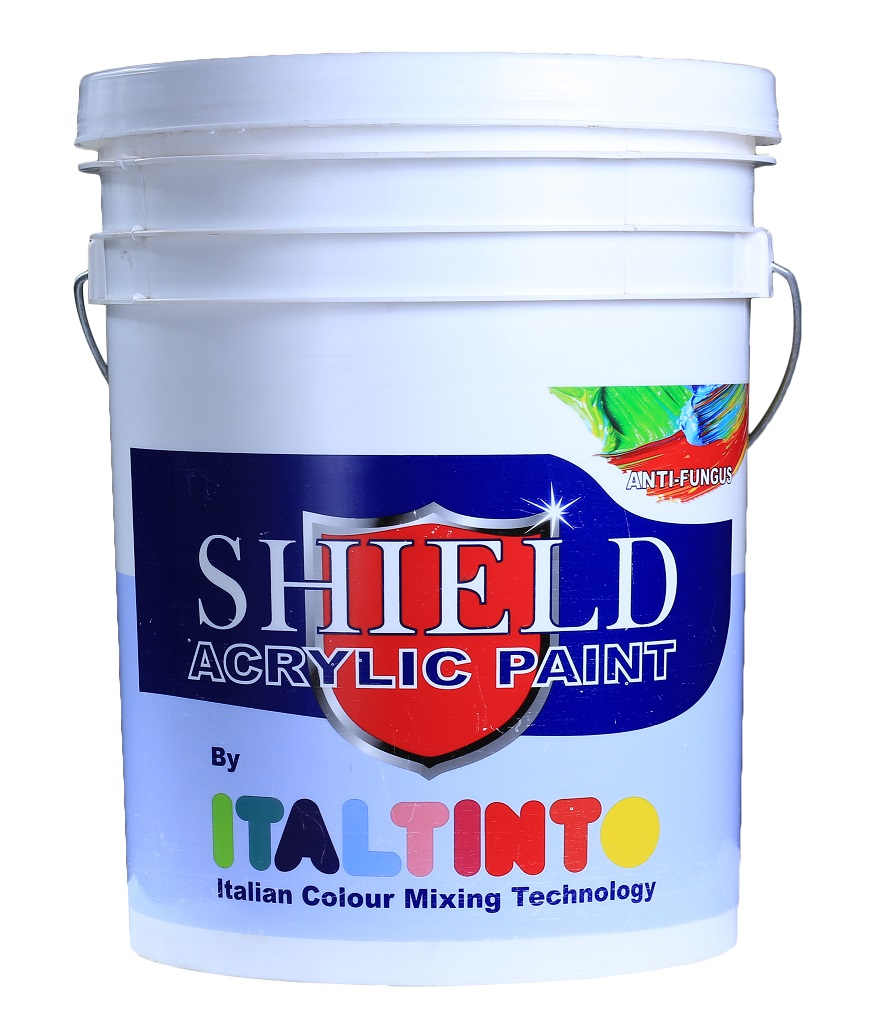 Acrylic Water Emulsion Paint
