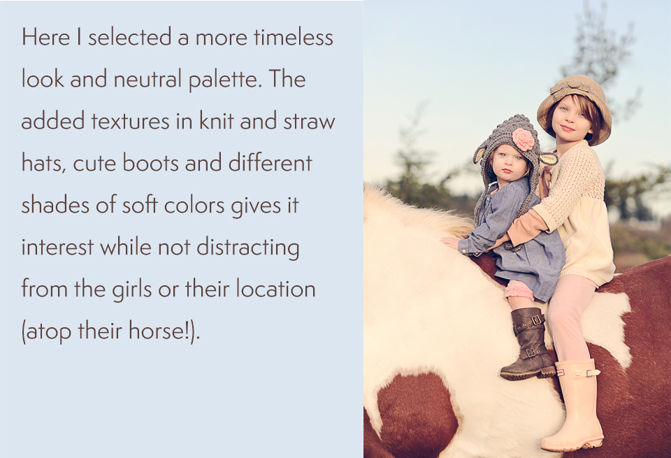 What to Wear for Kids and Family Photos   Clothing Where to Shop   Paint the Moon Photoshop Actions