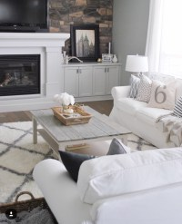 IKEA LACK COFFEE TABLE HACK | PAINT THE WORLD WHITE by Brynne