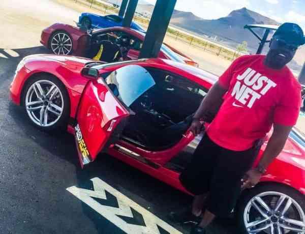 In Las Vegas at Speedvegas