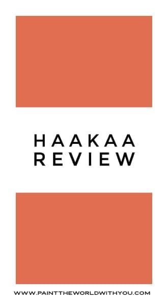 Haakaa Review